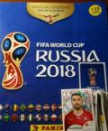 Продам или обменяю наклейки panini 2018, Белово
