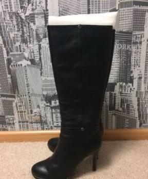 Сапоги Laura Valorosa (Италия ), обувь без каблука под платья, Федоровский, цена: 5 000р.