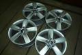 Диски оригинал VW Jetta 6 Navarra R16 5x112, литые диски р16 шкода, Мокшан