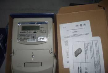 Счетчик электроэнергии Энергомера CE300, 301, 303