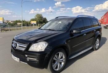 Лада приора седан с пробегом цена, mercedes-Benz GL-класс, 2011, Орск, цена: 1 399 000р.