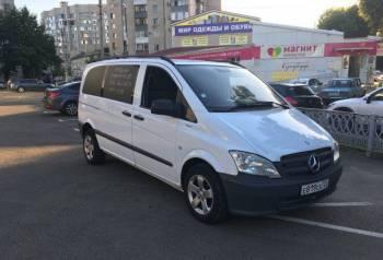 Mercedes-Benz Vito, 2011, купить форд сиерра с косвортским двигателем, Витязево, цена: 999 999р.