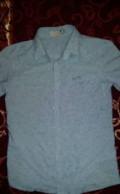 Рубашка с коротким рукавом, костюм мужской летний рабочий, Борисовка