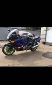 Эндуро мотоциклы 250 кубов, кавасаки zzr400-1, Ядрин, цена: 90 000р.
