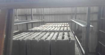 Блок керамзитобетонный 8-ми щелевой 390x190x188 -4, Старый Городок, цена: 54р.
