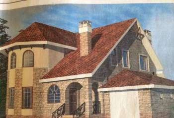 Дом 198 м² на участке 10 сот, Кулебаки, цена: 1 450 000р.
