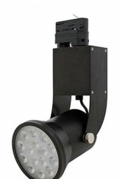 Светильник светодиодный трековый для магазина, Новая Ляда, цена: 2 500р.