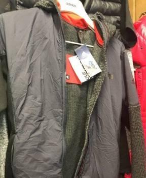 Куртка Адидас Terreх climaheat, купить кашемировое зимнее пальто с мехом, Екатеринбург, цена: 4 499р.