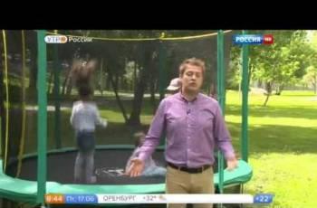 Hasttings Батут Classic Green (3, 66 м), Казань, цена: 29 990р.