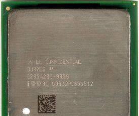 Intel Pentium 4A, 1800, Northwood, 512kb
