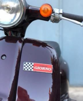 Honda Giorno. В отличном состоянии. Из Японии, скутер хонда 50 кубов купить, Апастово, цена: 37 000р.