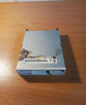 Дисковод для дискет(floppy) +шина от него, Переволоцкий, цена: 100р.