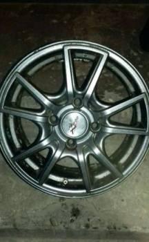 Диски ямато форд фокус, литые диски, Печора, цена: 5 000р.