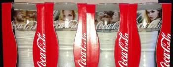 Комплект стаканов Кока-Кола 2016