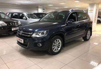 Volkswagen Tiguan, 2013, хёндай солярис цена 2016 новый