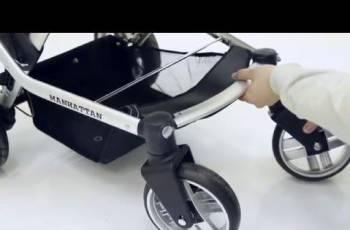 Коляска Baby Care Manhattan, плюс летняя, Нижневартовск, цена: 7 500р.