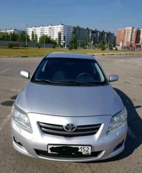 Toyota Corolla, 2007, мерседес мл 350 w166, Нижний Новгород, цена: 380 000р.