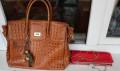 Стильная сумка и атласный клатч, Жуковский