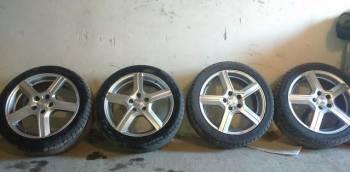 Колеса R17, клапан pcv форд фокус 2 1.6 100 л.с цена