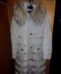 Зимнее пальто с натуральной опушкой, красивая одежда для взрослых женщин, Красноярка