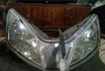 Фара для мото. centurion, аккумулятор на скутер ямаха аксис, Волгоград, цена: 300р.