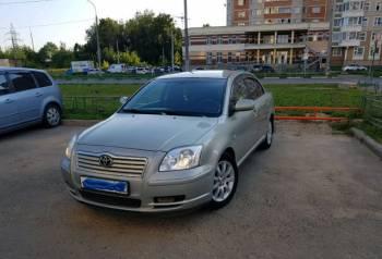 Авто с пробегом kia ceed, toyota Avensis, 2005