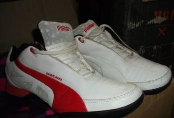 Кроссовки мужские puma ducatti натуральная кожа, баскетбольные кроссовки adidas adiprene, Кострома, цена: 2 300р.