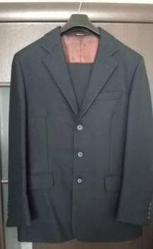 Длинные пуховики мужские зимние распродажа дешево, костюм Kaysarow 46 тёмно-синий (176-92-80), Чебоксары, цена: 500р.