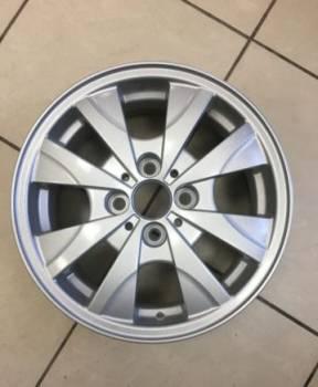 Литые диски r16 на ниссан кашкай, диск колесный литой R14 ваз-2170 сонар, Тума, цена: 2 300р.