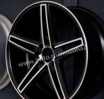 Модные диски Vossen CV5 R19 на Skoda; Volkswagen, литые диски для гетц