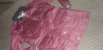 Интернет магазин недорогой рок одежды, куртка-парка удлиненная утепленная BellField новая