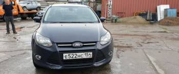 Ford Focus, 2011, титаны для мерседес р16 бу, Новосибирск, цена: 480 000р.