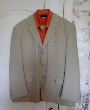 Костюм мужской, мужские куртки зима купить, Лахденпохья, цена: 3 000р.