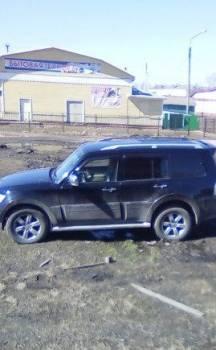 Лада гранта спорт экспортный вариант, mitsubishi Pajero, 2007, Вологда, цена: 870 000р.