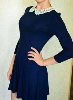 Платье, норковая шуба белая, Котовск, цена: 500р.