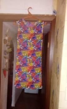 Платье, пуховик одеяло от булатовых