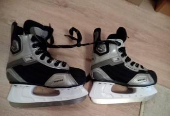 Коньки хоккейные (35 размер), Торопец, цена: 700р.