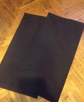 Наволочки прямоугольные черные