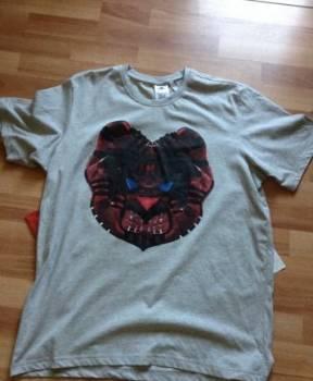 Новая футболка адидас, лучшие бренды мужской верхней одежды, Екатеринбург, цена: 500р.