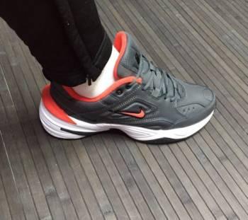 Кроссовки Nike m2k tekno серые 41-45, бутсы adidas f50 adizero messi, Москва, цена: 4 490р.