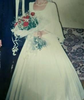 Продаю свадебное платье, одежда в стиле бохо купить