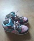 Кроссовки на весну для девочки 29 размера, Вологда