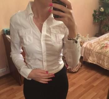 Женские брюки больших размеров оптом, рубашка женская белая Motivi