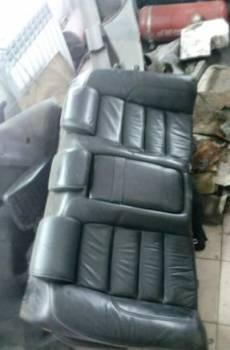 Сиденья кожа электро, запчасти на nissan almera 1997, Омск, цена: 12 000р.