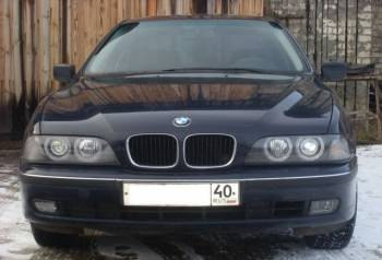 BMW 5 серия, 1999, мазда демио 1999 цена, Козельск, цена: 335 000р.