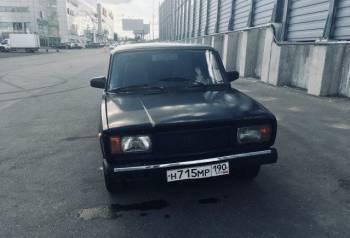 ВАЗ 2107, 1998, лексус жх 470 купить с пробегом