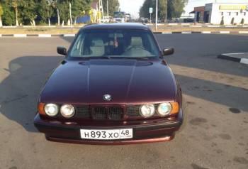 BMW 5 серия, 1992, опель астра 2013 комплектация, Короча, цена: 155 000р.