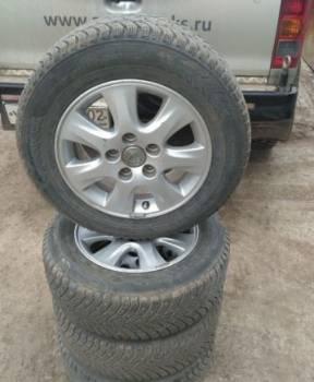 Мотор колесо купить оптом, шипы Хакапелита 8 195/65/R15 на литье Toyota, Янаул, цена: 15 000р.