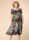 Платье из белорусского трикотажа, пижама розовая с зайчиками, Красная Гора