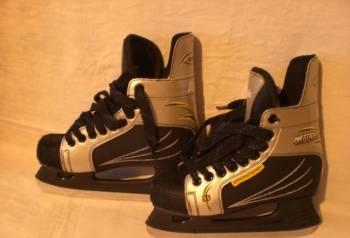 Коньки хоккейные, Жуков, цена: 1 000р.
